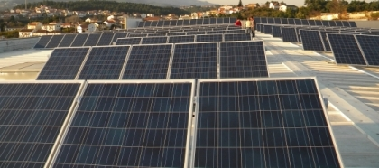 Central Fotovoltaica Vila Real